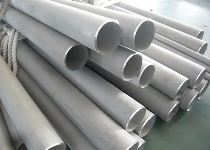 8 Inch 316 316L Seamless Stainless Steel Pipe ASTM A213 A269 For Food Industry