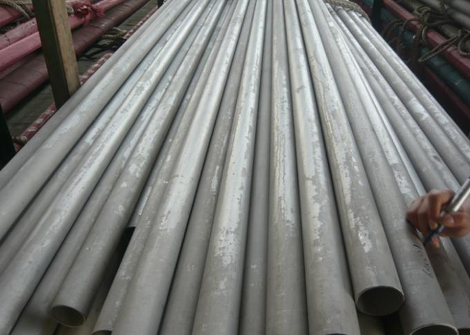 ASTM A269  A213 Seamless Stainless Steel Pipe , Cold Drawning & Cold Rolling Pipes
