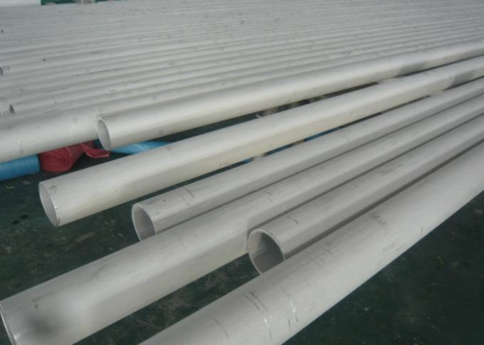 ASTM A790 Super Duplex & Duplex Steel Pipe , Customized , Cold Rolled  Cold Drawing