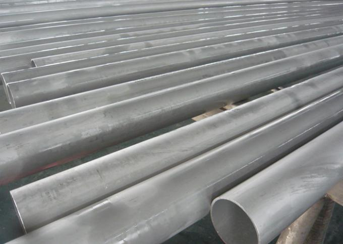 1.25mm SCH80S SCH80 Seamless TP316  316L  316Ti Stainless Steel Pipes For Oil Industry
