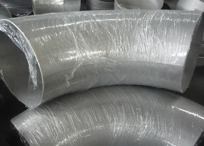 10 Inch A403 304  304L Large Size Stainless Steel Weld Fittings 90 Elbow