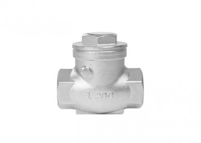 2 Inch 304 , 304L , 316L Stainless Steel Valves - Check Valve 1000 WOG