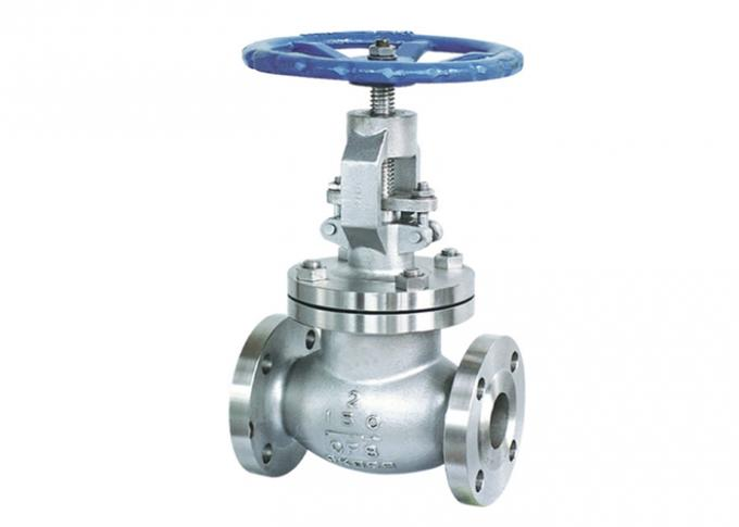 Flange End  Stainless Steel Globe Valve BS5152, DIN3202-F1, MSS-SP-85