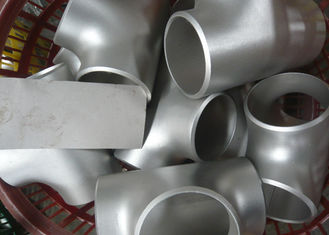 China Buttweld Pipe Fittings Tee ASME/ANSI B16.9 supplier
