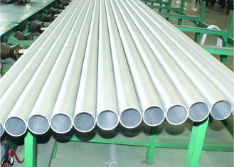 China SS 304 304L Line Pipe Seamless Stainless Steel Pipes Dimension supplier