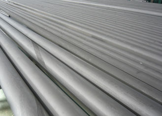 China Big Size TP316L / 321H Stainless Steel Seamless Pipe Plain End ASTM A213 supplier