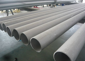 China 8 Inch 316 316L Seamless Stainless Steel Pipe ASTM A213 / A269 For Food Industry supplier