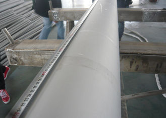 "China ASTM A312 TP316 Series Seamless Stainless Steel Pipe , 1 / 2 "" To 60 "" , Sch5s To XXS supplier"