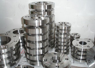 China Pipeline Stainless Steel Flanged Fittings , DIN2566 1.4306 Stainless Steel Din Flanges supplier