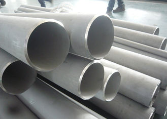 "China 1/2"" SCH40 ASTM A312 TP304 /304L Stainless Steel Welded Pipes With Annealed And Pickled Surface supplier"