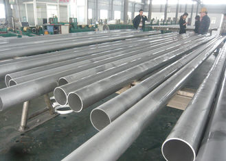 China Custom 1.25mm Seamless Stainless Steel Pipe High Precision For Chemical Industry supplier