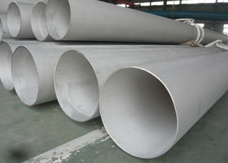 China ASTM A269 Sch5s Large Diameter Stainless Steel Pipe 10 Inch High Tensile Strength supplier
