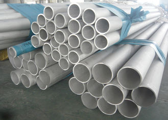 China Lightweight Stainless Seamless Pipe , SCH40s / SCH40 304 Stainless Steel Tubing supplier