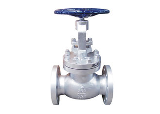 China 4 Inch Flange End Stainless Steel Globe Valve API 6D  BS1873 ASME B16.34 supplier