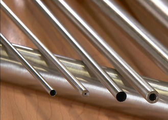 China 316L 304L 321 Stainless Steel Hollow Rod , Small Diameter 180mm Hollow Steel Bar supplier