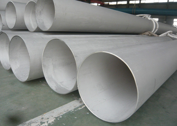 ASTM A269 Sch5s Large Diameter Stainless Steel Pipe 10 Inch High Tensile Strength & ASTM A269 Sch5s Large Diameter Stainless Steel Pipe 10 Inch High ...