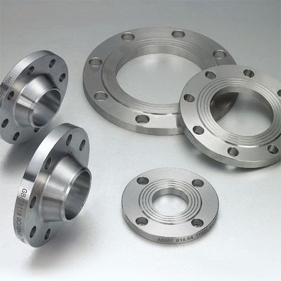 Forged 304 Stainless Steel Pipe Flange SO DN10 ~ DN1800 Corrosion Resistance