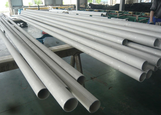 UNS S31803 Duplex Stainless Steel Pipe Material 1.4410 Anti - Corrosion SAF 2205