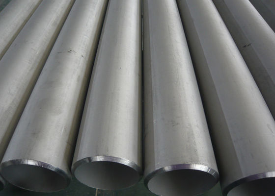 China Petroleum 25mm Cold Drawn Stainless Steel Tube , DN80 Schedule 40 / SCH40 316 Stainless Steel Pipe factory