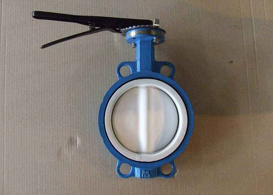 China DN25 A403 TP304 Stainless Steel Sanitary Valves - Butterfly Valves factory