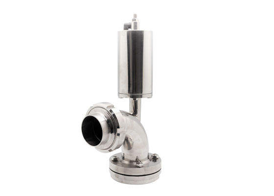 China Stainless Steel Flush Bottom Tank Valve , Offshore Industry Ss Valve Anti - Corrosion factory