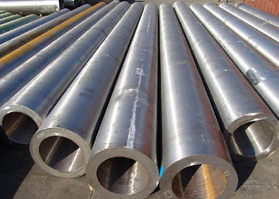 High Chrome Moly Alloy Pipe Fittings , Custom ASTM A335 Alloy Piping Products