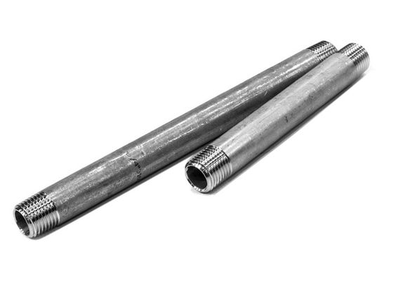 ASTM A213 A269 Schedule 40 Stainless Steel Pipe , Class 150 Threaded Stainless Steel Tubing